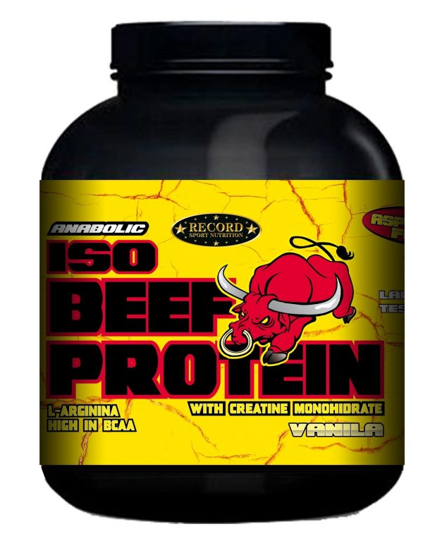 Iso Beef Protein 2 Kg