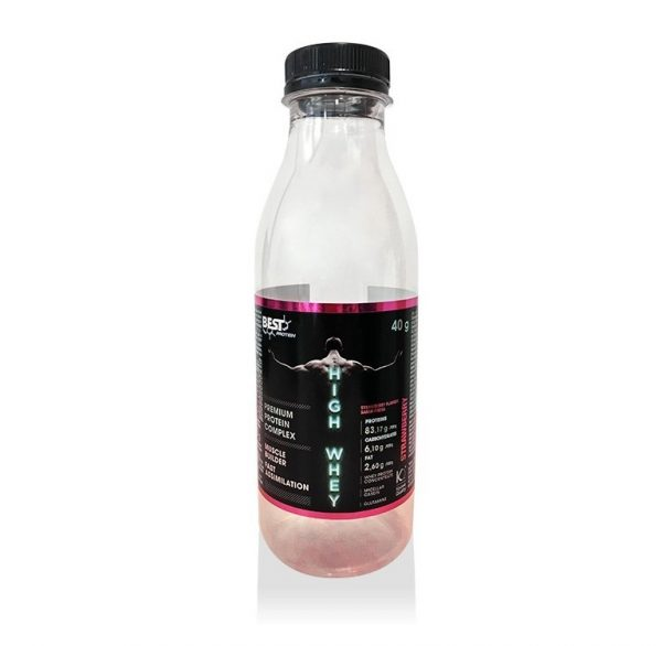 HIGH WHEY MONODOSIS 40G