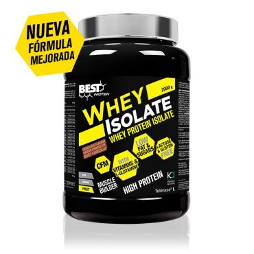 WHEY ISOLATE 2000G