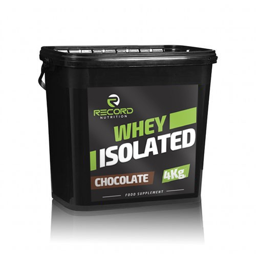 WHEY ISOLATE 4 KG