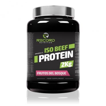 ISO BEEF PROTEIN 2KG