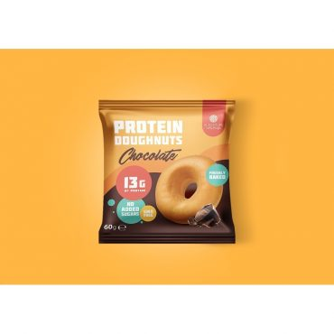 PROTEIN DOUGHNUTS Chocolate